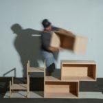 der einfache modulare Aufbau Schritt 5
