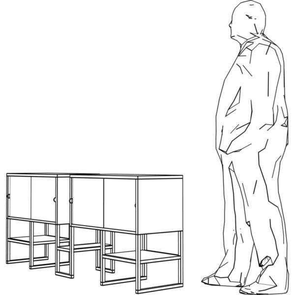 Lowboard Sketch