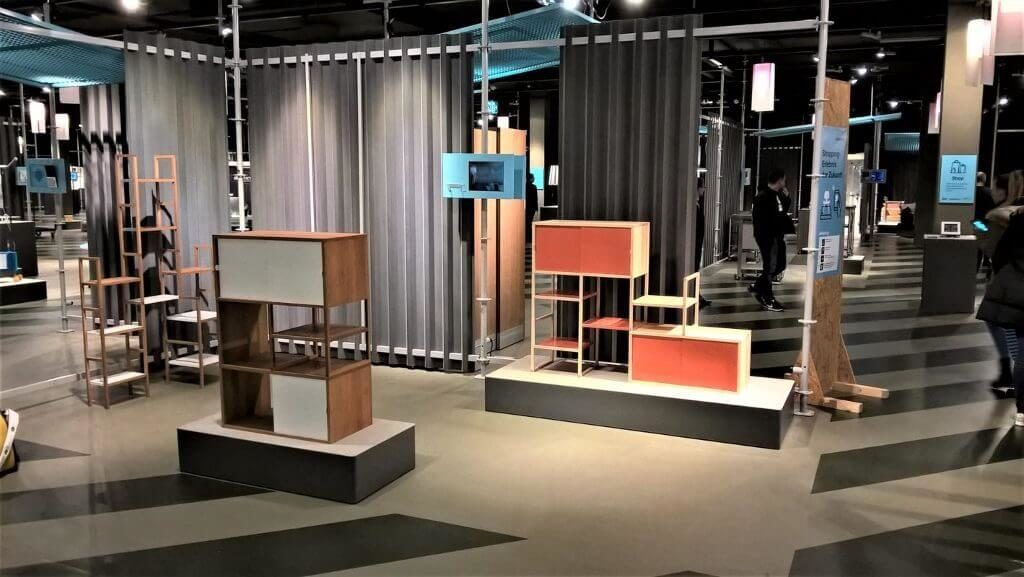 itschi Designaustellung dieForm im Stilhaus Rothrist